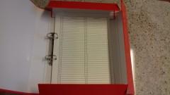 Księga arkuszy ocen - twarda oprawa - średni grzbiet - 5 cm, na gumkę