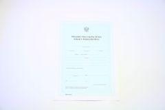 MEN-I/8-SZ/2 - świadectwo szkoła podstawowa - dyplomatyczne