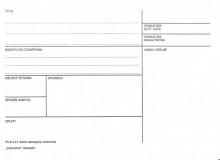 Karta akcesyjna dziennika B-111