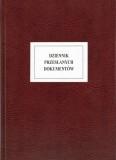 Dziennik przesłanych dokumentów 200 stron