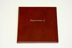 "Repertorium ""A"" - 300 stronicowe"