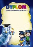 Dyplom pasowania na przedszkolaka DP79