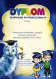 Dyplom pasowania na przedszkolaka (z treścią) DP79T