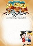 Dyplom ukończenia przedszkola DP86