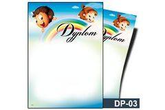 Dyplom dla dzieci DP-03