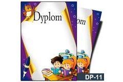 Dyplom dla dzieci DP-11