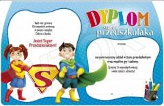 Dyplom Super Przedszkolaka DS-56