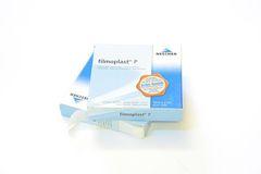 Taśma papierowa, przeźroczysta - Filmoplast P (szer. 2 cm)
