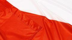 Flaga Polski 100 x 160 cm