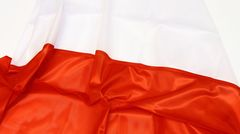 Flaga Polski 70 x 110 cm
