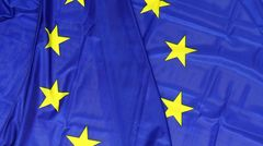 Flaga Unii Europejskiej 100 x 160 cm