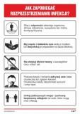 Instrukcja: Jak zapobiegać rozprzestrzenianiu infekcji