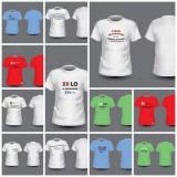 Koszulki (T-shirty) dla uczniów i absolwentów szkół