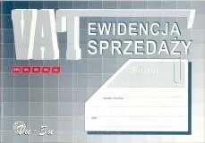 Ewidencja sprzedaży VAT Vu3