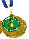 Medal - Ukończenie Oddziału Przedszkolnego (wzór 4)