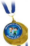 Medal - Ukończenie Zerówki (wzór 1)