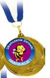 Medal - Ukończenie zerówki (wzór 2)