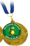 Medal - Ukończenie zerówki (wzór 3)
