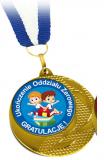 Medal- ukończenie oddziału zerowego (wzór 1)