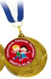 Medal - Ukończenie Oddziału Zerowego (wzór 2)