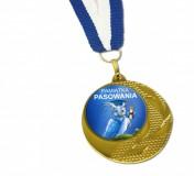 Medal - Pamiątka pasowania (wzór 2)