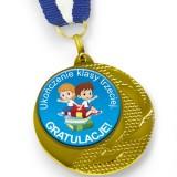 Medal - Ukończenie klasy trzeciej MED-06