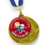 Medal - Ukończenie klasy drugiej
