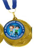 Medal - Ukończenie oddziału przedszkolnego (wzór 5)