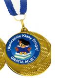 Medal - Ukończenia Klasy Drugiej (wzór 2)