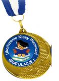 Medal - Ukończenie klasy pierwszej (wzór 2 )