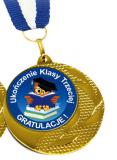 Medal - Ukończenie Klasy Trzeciej (wzór 2 )