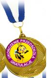 Medal - Pamiątka Ukończenia Przedszkola (wzór 5)