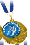 Medal - Pamiątka Ukończenia Przedszkola (wzór 6)