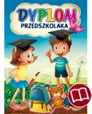 Dyplom przedszkolaka DS24