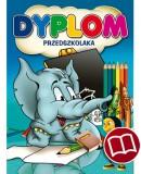 Dyplom przedszkolaka DS25