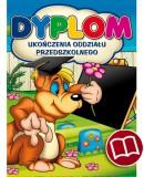 Dyplom ukończenia oddziału przedszkolnego (z treścią) DS30