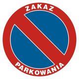 Zakaz parkowania - znak drogowy