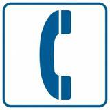 Piktogram - Telefon