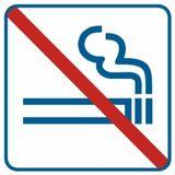Piktogram - Zakaz palenia