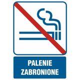 Palenie zabronione - Znak