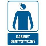 Piktogram - Gabinet dentystyczny
