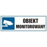 Obiekt monitorowany - znak