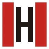 Tabliczka - Hydrant zewnętrzny - 50 x 50 cm