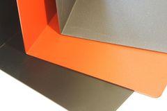 Podpórka do książek - 24cm, szara