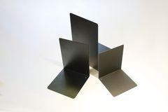 Podpórka do książek - 24cm, czarna