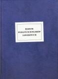 Rejestr wydanych dyplomów zawodowych