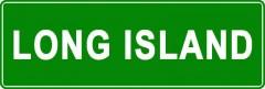 Tabliczki z nazwami miejsc i miejscowości (Long Island 2)