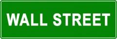 Tabliczki z nazwami miejsc i miejscowości (Wall Street 2)