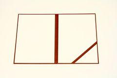Teczka - Okładka na listę obecności - introligatorska